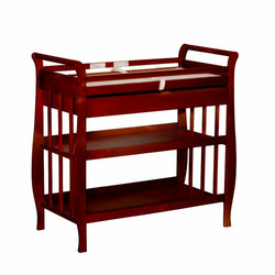 Athena Mary Changing Table in Cherry