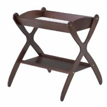 Cariboo Classic Changing Table - Mahogany