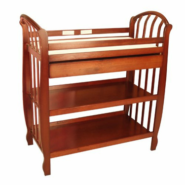 Athena Monica Changing Table (Cherry)