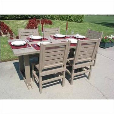 Monterey Table Color: Cedar