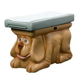 Pedia Pals Pediatric Exam Table Puppy - Caramel