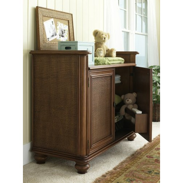Bonavita Tomi Collection Dressing Table, Cinnamon