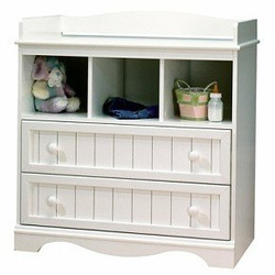 Changing Table By South Shore Furniture