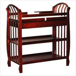 Athena Monica Changing Table in Cherry