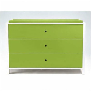 ducduc PARK-3DCT Parker Three-Drawer Changing Table