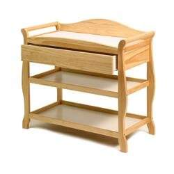Storkcraft Aspen Changing Table with Drawer Finish: Natural