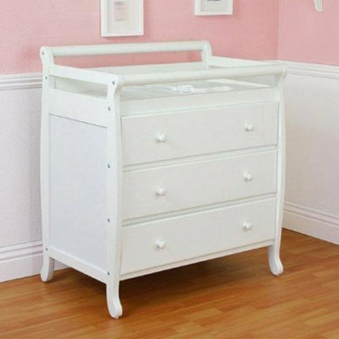 Nursery Smart Amelia 3-Drawer Baby Changer - NURS004