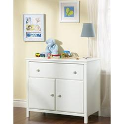 South Shore Compact Changing Table Pure White - 3250332