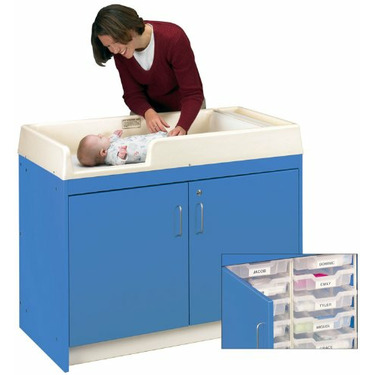 Tot Mate 1000 Series Infant Changing Table