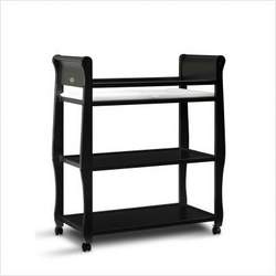 Sarah Changing Table in Black
