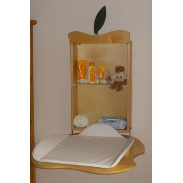 Fold Down Baby Changing Table Apple Design