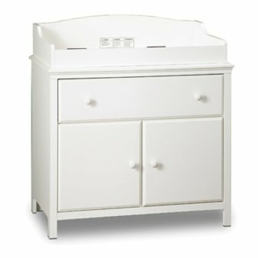 South Shore Cotton Candy 3 Drawer Baby Changing Table - SSI590