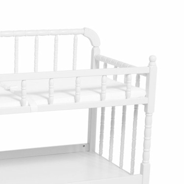 Delta Children's Products Jenny Lind Changing Table in White