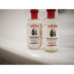 Thayers Rose Petal Alcohol-Free Witch Hazel with Aloe Vera Formula Toner