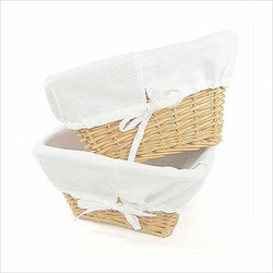 Badger Basket Natural Sleigh Style Changing Table
