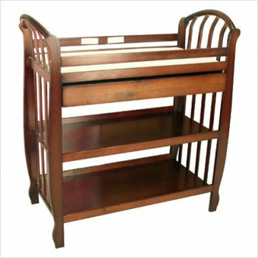Athena Monica Changing Table in Mocha