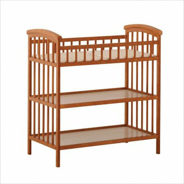 Hollie Changing Table in Oak