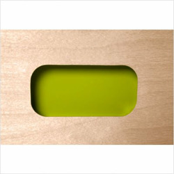 Changing Table in Lime Green