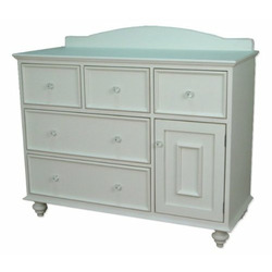 Relics Furniture Lily Rae Changing Dresser