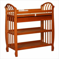 Athena Monica Changing Table in Pecan