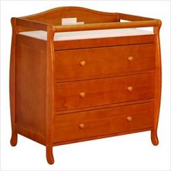 Athena Grace I Changing Table in Pecan
