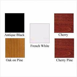 Nicki Pine Changing Table Finish: Oak On Pine