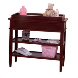 Paris Changing Table in Cherry