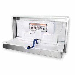 Brocar Surface Mount Stainless Steel Changing Station
