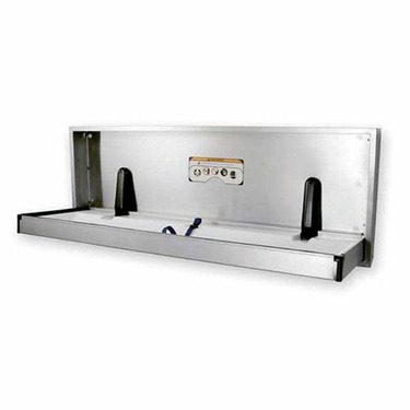 Brocar Recessed Extended Changing Station