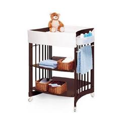 Stokke Care Changing Table - Walnut