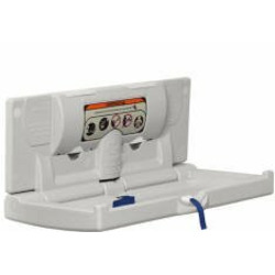 Fondations 100-EHBP Baby Changing Station Horizontal Model