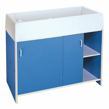 Whitney Bros Easy Clean Infant Changing Table