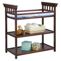Delta Biltmore Changing Table - Merlot