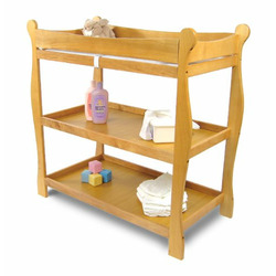 Honey Sleigh Style Changing Table
