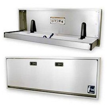 Fondations 100-SSE-SM Special Needs Extended Length Wall-Mount Changer - Surface Mount