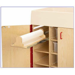 Diaper Changer w/Stairs Changing Tables