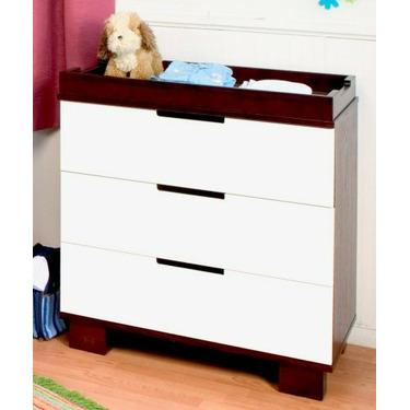 Modo 3-Drawer Dresser/Changer - DaVinci Furniture - M6723