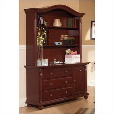 Cocoon Nursery Furniture 1000 Series Dressing Station and Hutch