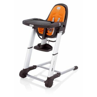 Inglesina Zuma Gray Highchair, Orange
