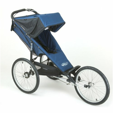 "Baby Jogger Performance Series Single 20""/ Navy"