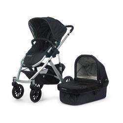 UPPAbaby Eco-friendly Vista Stroller, Black/Jake