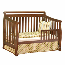 Athena Amy 3-in-1 Convertible Crib (Espresso)