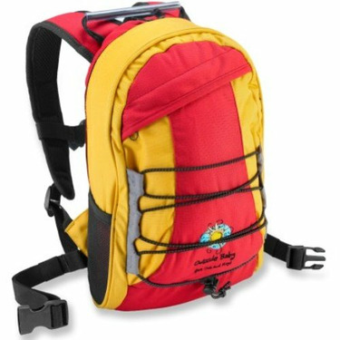 Outside Baby Hydro Pack - Red and Multi