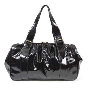 timi & leslile Lana Convertible Baby Bag - Black