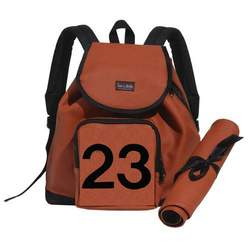 Basketball Backpack Diaper Bag