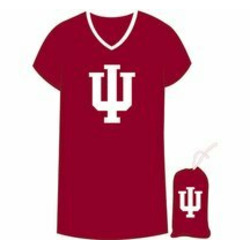Indiana University - Nightshirt in a Bag L / XL