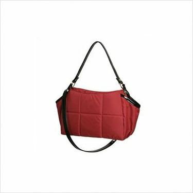 Mia Bossi MB1000 Katie Diaper Bag in Sangria Red