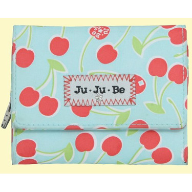 Ju Ju Be BeThrifty Cherry Lemonade Wallet