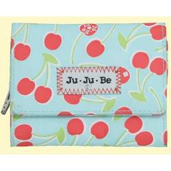 Ju Ju Be BeThrifty Cherry Lemonade Wallet