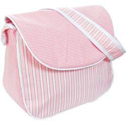 Sherbert Messenger Bag - Color Pink